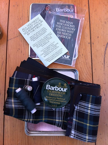 Barbour Repair Kit by Thornproof