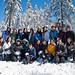 SFSU Koinonia Sierra Lodge Snow Trip