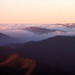 Sunrise over Gippsland and the Alps