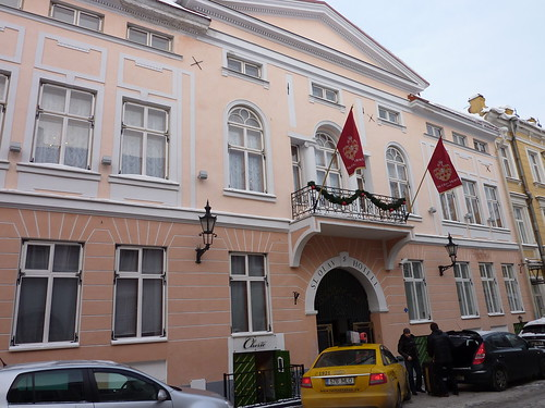 St Olav Hotel Tallinn