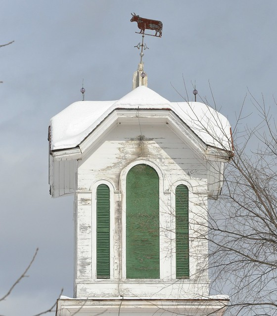 Weathervanes >> Old Barn Cupola | Flickr - Photo Sharing!