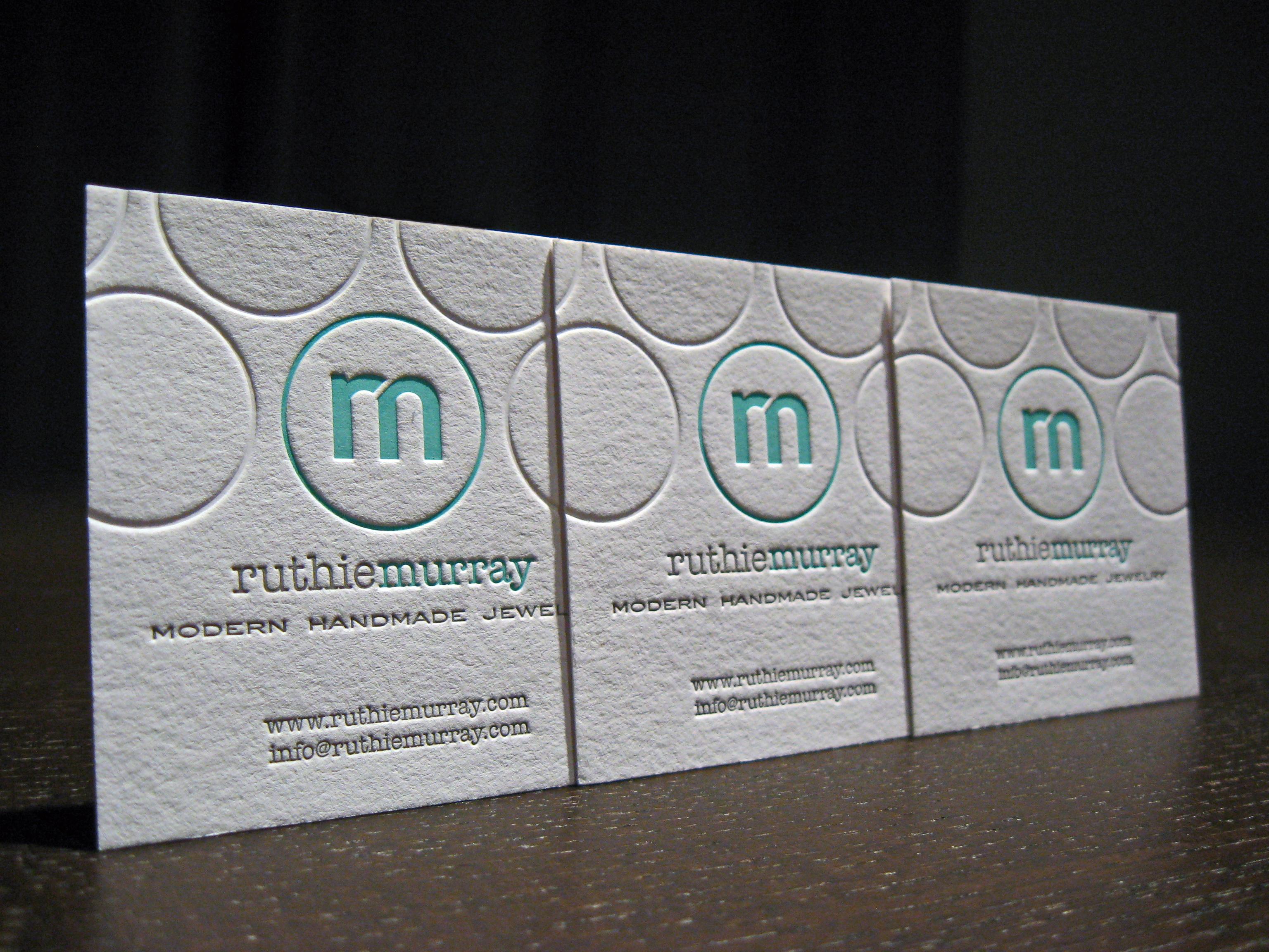 Modern handmade jewelry business card 4 flickr photo for Handmade jewelry business cards