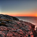 Peggys Cove Sunset by Marko Stavric
