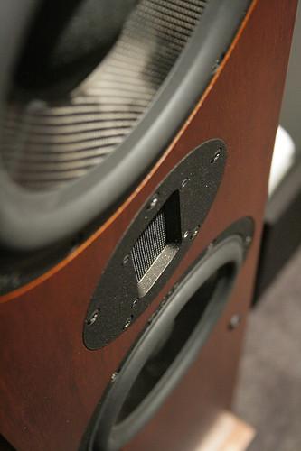 D40R Speakers