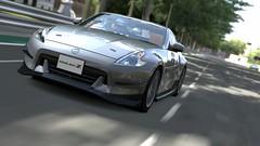 nissan gt-r(0.0), automobile(1.0), automotive exterior(1.0), wheel(1.0), vehicle(1.0), performance car(1.0), automotive design(1.0), nissan 370z(1.0), nissan(1.0), bumper(1.0), land vehicle(1.0), luxury vehicle(1.0), supercar(1.0), sports car(1.0),