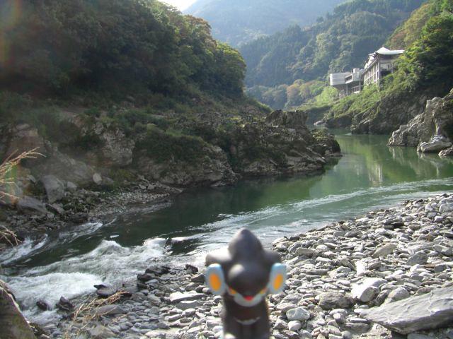 Kameyama-shi Japan  city photos gallery : Luxray in Miyoshi, Tokushima 16 Oboke gorge | Flickr Photo Sharing ...