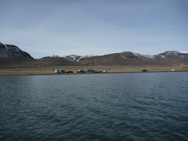 California fishing blog pyramid lake trip march 5 2011 for Pyramid lake ca fishing report