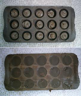 homemade coffee liquer pralines
