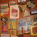 Vintage Romanian Luggage Labels by LikeMindedStudio.com Ephemera