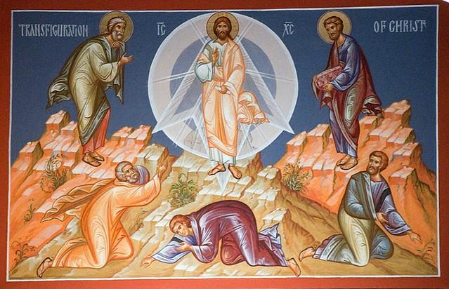 Transfiguration from Flickr via Wylio