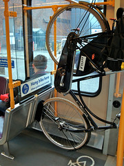 Bike on the MAX