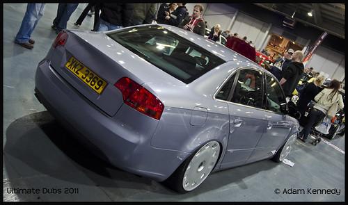 Audi A4 @ UD 11