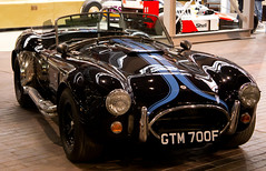 touring car(0.0), race car(1.0), automobile(1.0), vehicle(1.0), performance car(1.0), automotive design(1.0), antique car(1.0), classic car(1.0), vintage car(1.0), land vehicle(1.0), ac cobra(1.0), sports car(1.0),