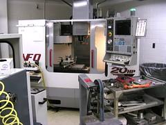Student Shop CNC Mill