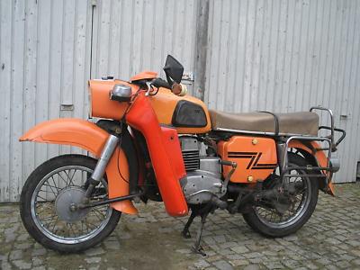 1969 Mz ES 175-2 Trophy