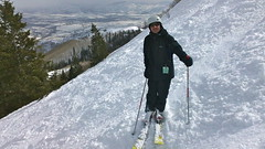 snowshoe, adventure, ski equipment, ski, skiing, piste, sports, recreation, outdoor recreation, mountaineering, extreme sport, downhill,