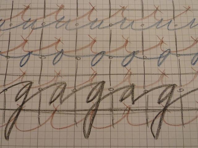 American Cursive Handwriting Flickr Photo Sharing