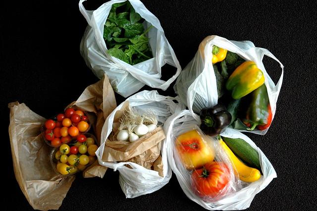 Local Organic Vegetables