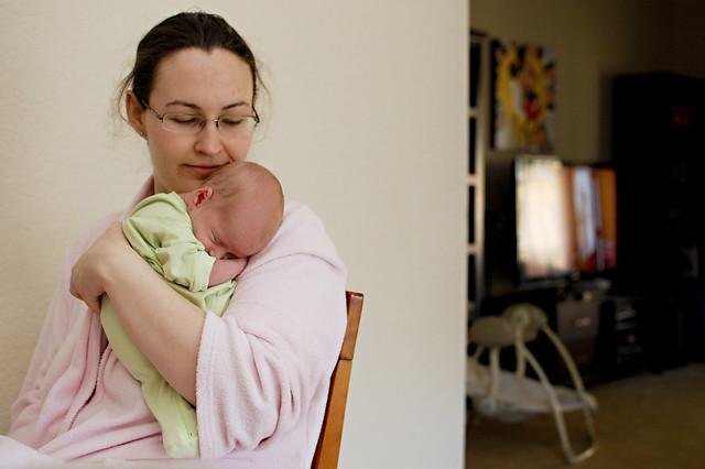 Motherhood so far.