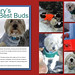DYL Week 3 - Repitition - Henry's Best Buds - 2-Page LayOut