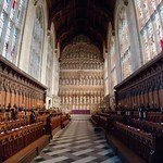 Chapel, New College, Oxford