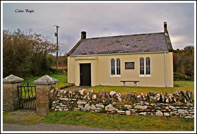 Coolbuck Mountain Chapel-of-Ease, Lisbellaw Parish , County Fermanagh (1862)