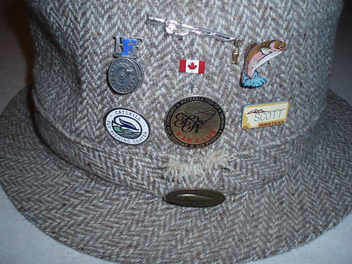 The Classic Fly Rod Forum • Tweed Irish Hats Caps for Fly Fishing 47a8540ef13