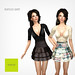 Kazou - Ruffles Skirt