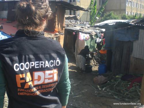 Un proyecto de cooperación español de FADEI