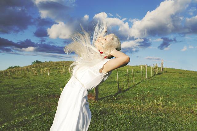 Anna Theodora - I Belong to the Wind