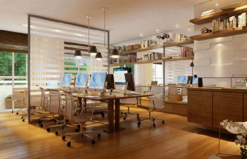 Maneras creativas de decorar utilizando separadores de for Separadores de ambientes modernos