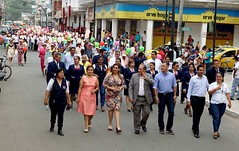 GADM Chone celebró el día internacional del adulto mayor