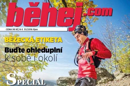Hledáte motivaci pro běh na podzim? Načerpejte ji v novém Běhej.com