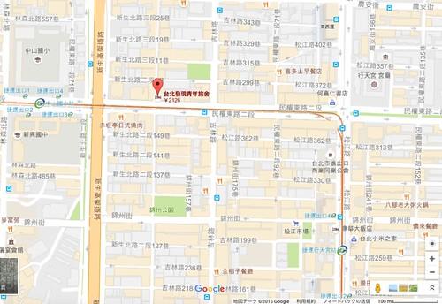 タイペイ ディスカバー ホステル (Taipei Discover Hostel)