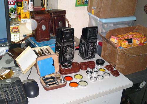 Rolleiflex & Accessories