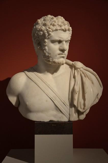 Emperor Caracalla, Altes Museum Berlin