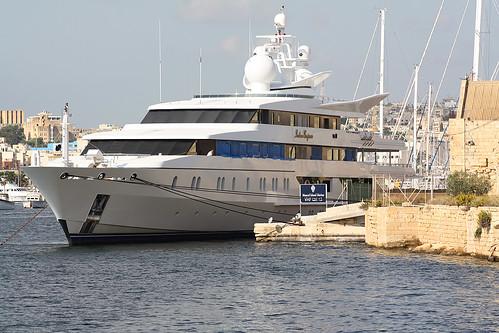 Indian Empress Superyacht