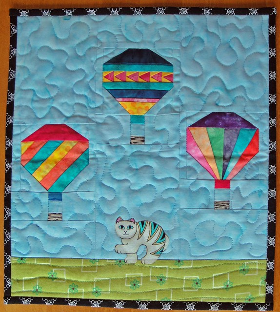 Hot Air Balloon Quilts A Gallery On Flickr