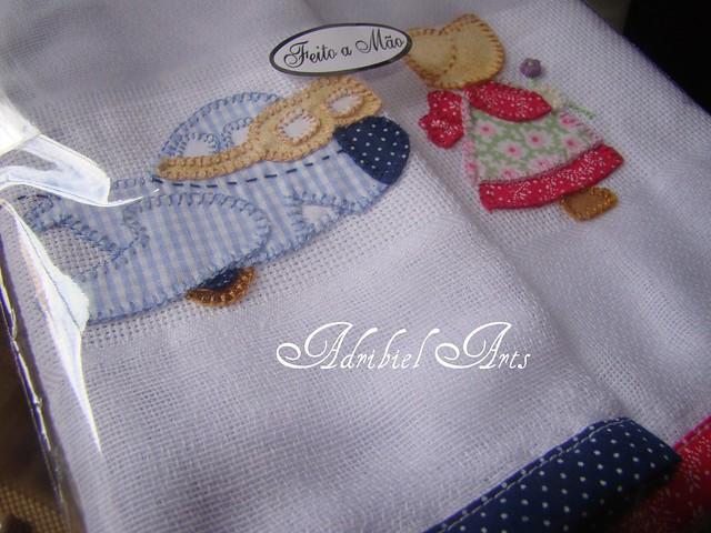 Ivethfazendoarte Patchwork Embutido Artesdaivetharteblogbr