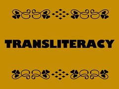 Buzzword Bingo: Transliteracy = the ability to read and write using multiple media, including traditional print media, electronic devices, and online tools #buzzwordbingo @wordspy