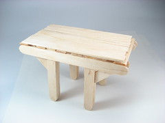 rectangle(1.0), stool(1.0), furniture(1.0), wood(1.0), table(1.0),