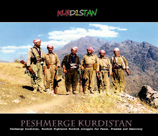Peshmerge kurdistan