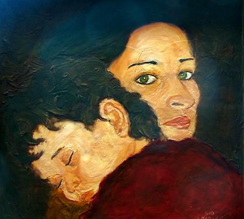 Mother & Son Paint...