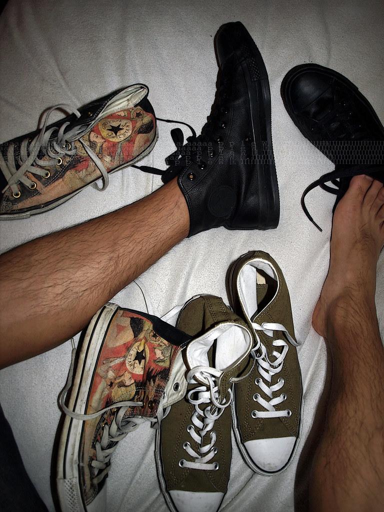 Gay asian foot fetish