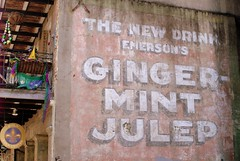 Ginger-Mint Julep: My Favorite Drink