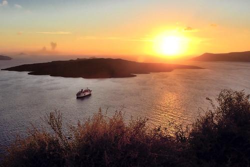 JEKA Photography: A Cruise through the Heart of the Caldera (Explore) Santorini / Thira / Greece / Ship / Island / Aegean / Mediterranean