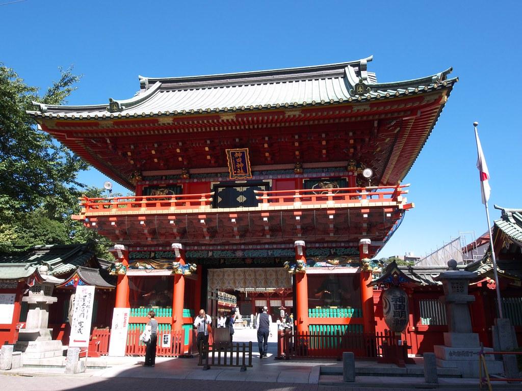 Kanda-shrine