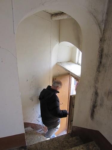 1/F (L) Terrazzo Stairway