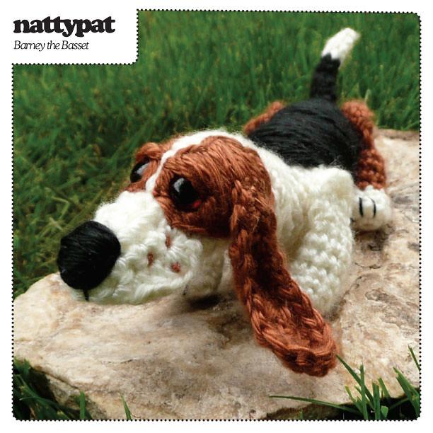 Amigurumi Hound Dog : Barney the Basset Crochet Pattern Flickr - Photo Sharing!