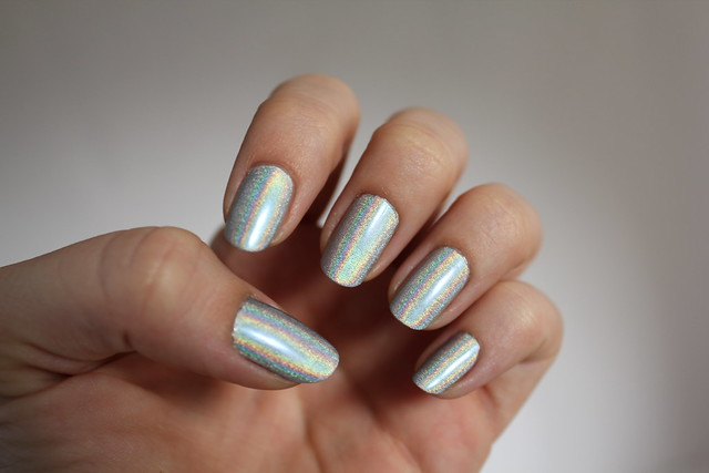 GOSH Holographic polish